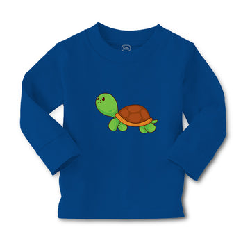 Baby Clothes Turtle Animals Ocean Boy & Girl Clothes Cotton