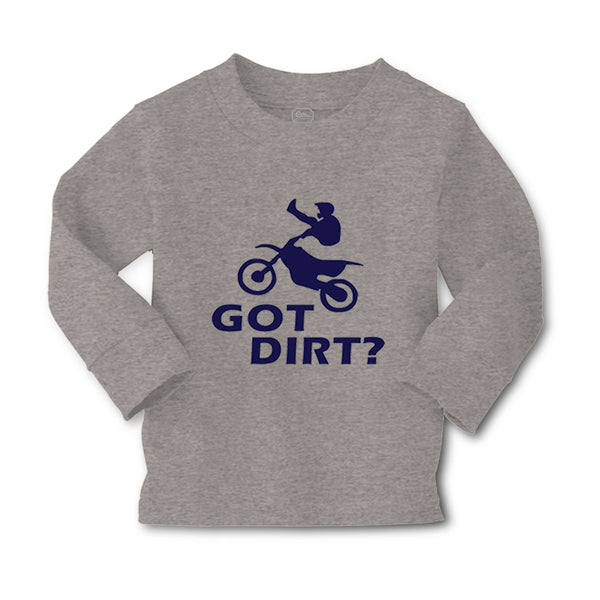 Baby Clothes Got Dirt Motocross Boy & Girl Clothes Cotton - Cute Rascals