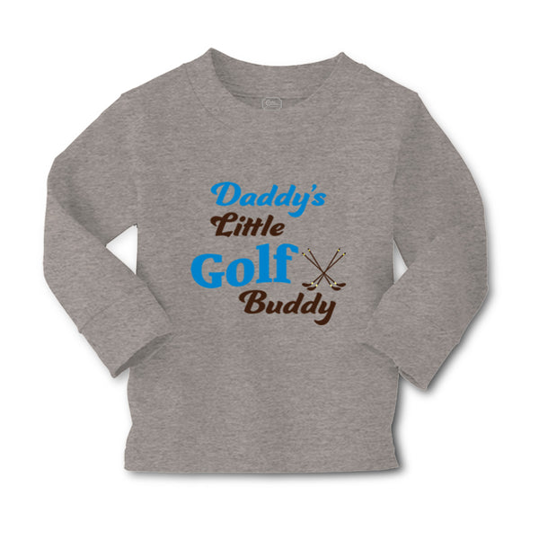 Baby Clothes Daddy's Little Golf Buddy Golfing Dad Father's Day Cotton - Cute Rascals