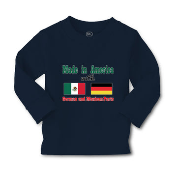 Baby Clothes Made in America with German and Mexican Parts Boy & Girl Clothes
