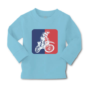 Baby Clothes Motocross Motorcycle Boy & Girl Clothes Cotton
