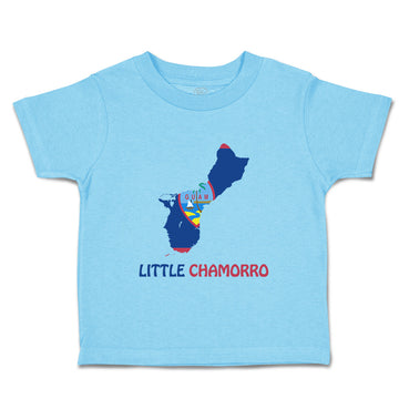 Toddler Clothes Little Chamorro Guam Countries Toddler Shirt Baby Clothes Cotton