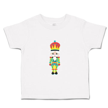 Baby & Toddler T-Shirt Nutcracker 3 Holidays and Occasions Christmas