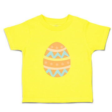 Toddler Clothes Orange Colorful Egg Toddler Shirt Baby Clothes Cotton