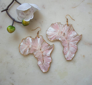 Africa Statement Earrings