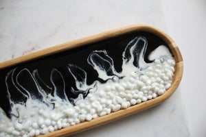Ying Yang Double Incense Holder