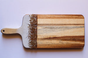 Gold Paddle Serving Board