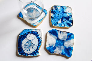 Square Agate Coaster Mold