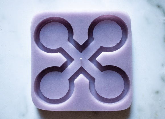 Adinkra Incense Holder Mold