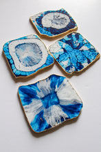 Load image into Gallery viewer, Square Agate Coaster Mold