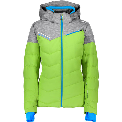 Campera Zip Hood Thinsulate - Mujer