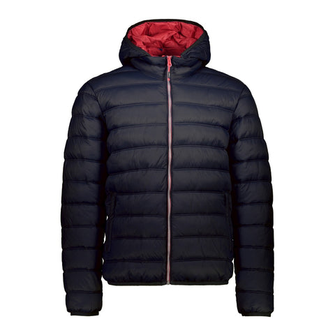 Campera de Pluma 3M Thinsulate Con Capucha Desmontable- Hombre