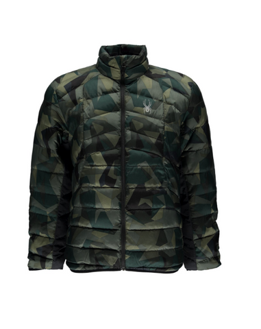 Campera Geared Full Zip Synthetic - Hombre