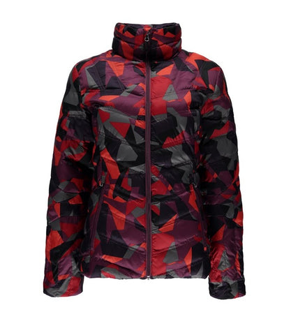 Campera Geared Synthetic Down - Mujer