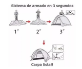 Carpa Automatica Super Easy 2