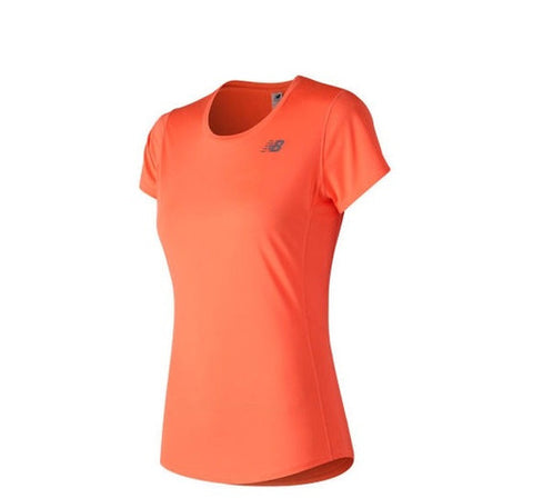 Remera Accelerate Short - Mujer