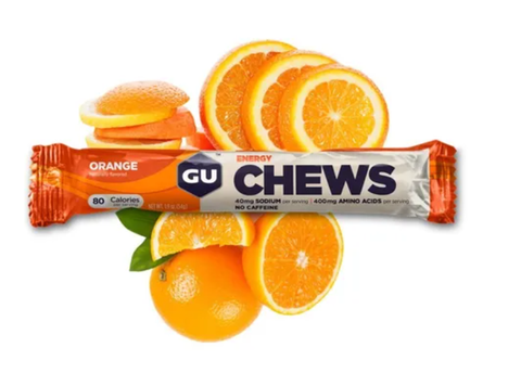Chews Gomitas Masticables - Naranja