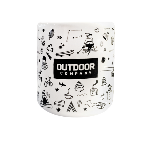 Outdoor Company Taza