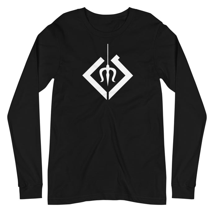 CMS Logo Long Sleeve Tee