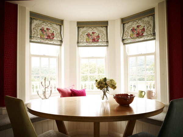 WINDOW TREATMENTS THROUGH THE AGES