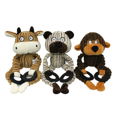 Three Colors Pet Dog Toys - Me pets goods