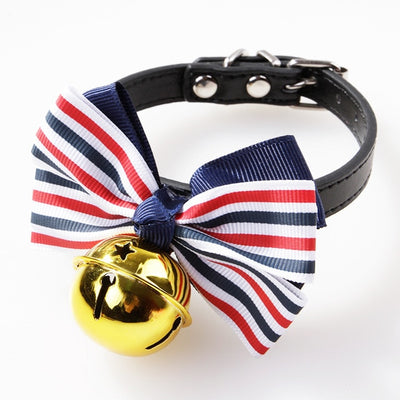 Adjustable Pet Collar Dog Bow Tie - Me pets goods