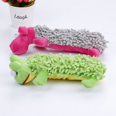 Easy Clean Pet Dog Squeaky Toys - Me pets goods