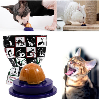 Healthy Cat Catnip Candy Cat Snacks - Me pets goods