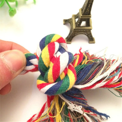 Pet Cotton Chew Knot Toys For Dogs - Me pets goods
