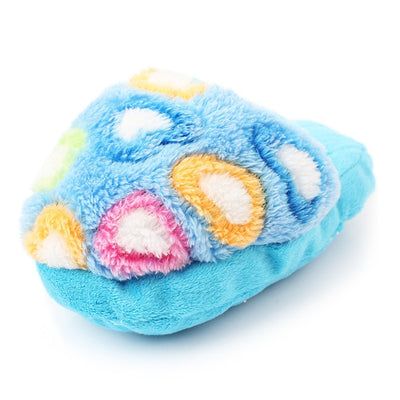 Slipper Shaped Sound Chew Play Toy - Me pets goods