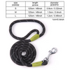 Super Strong Reflective Dog Leash - Me pets goods