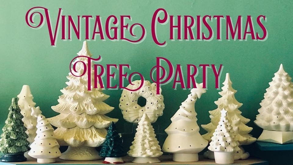 Lighted Christmas Tree Parties