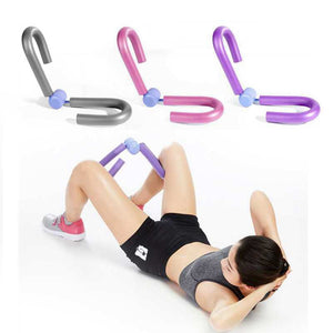 PVC Leg Thigh Exercisers Gym Sports Thigh Master