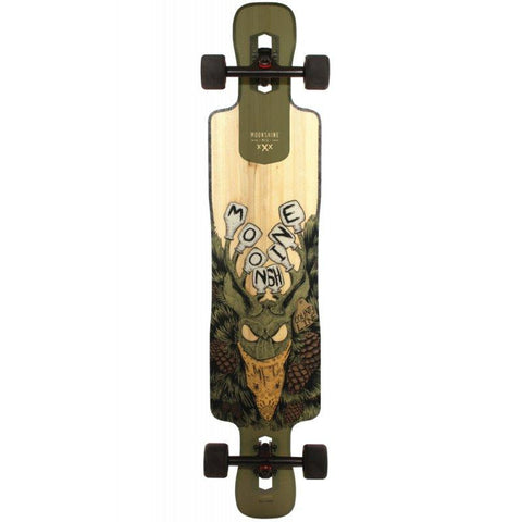 Longboard County Line V2 Soft - Moonshine