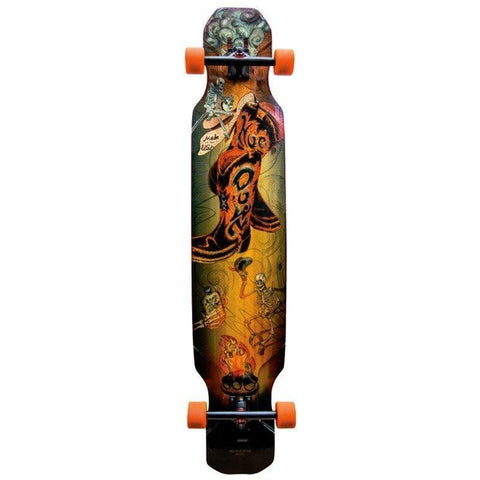 Longboard Hoedown Medium - Moonshine
