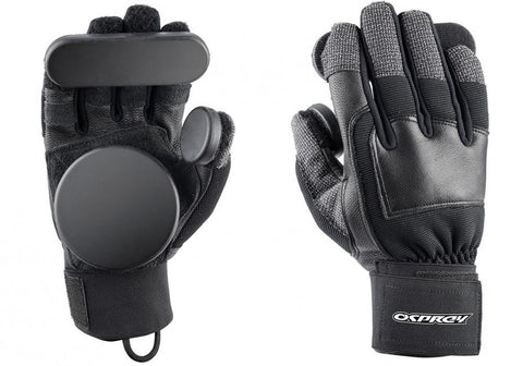 Slide gloves black - Osprey