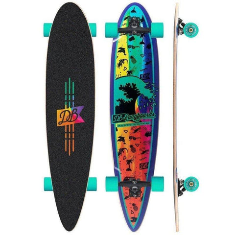 "Longboard Party Wave 42"" - DB Longboards"