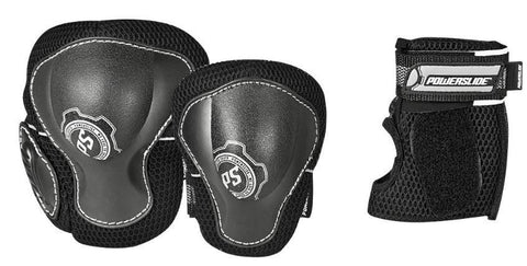 Protector Set Pro Air black - Powerslide