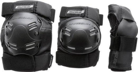 Protector Set Standard black - Powerslide