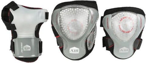 Protection Set Pro Air Gray - Powerslide