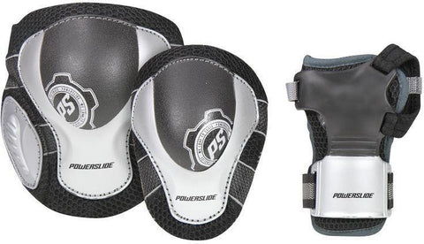 Protection set Pro Air silver - Powerslide