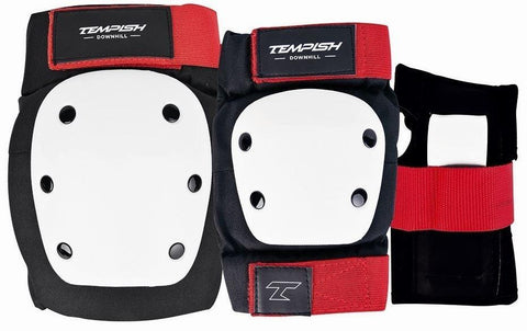 Protection Set Downhill red - Tempish