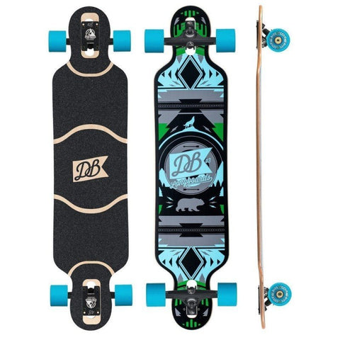 "Longboard Urban Native 38"" - DB Longboards"