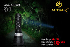 Xtar S1 Rescue Light Full Kit