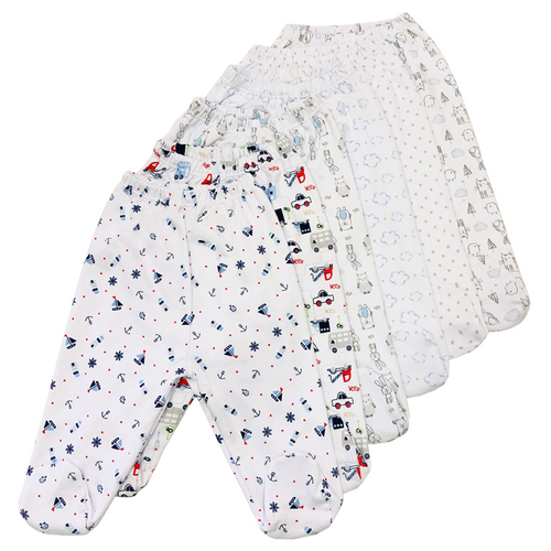 PACK x 3 PANTALON BB PIMA ESTAMPADO NIÑO 6204