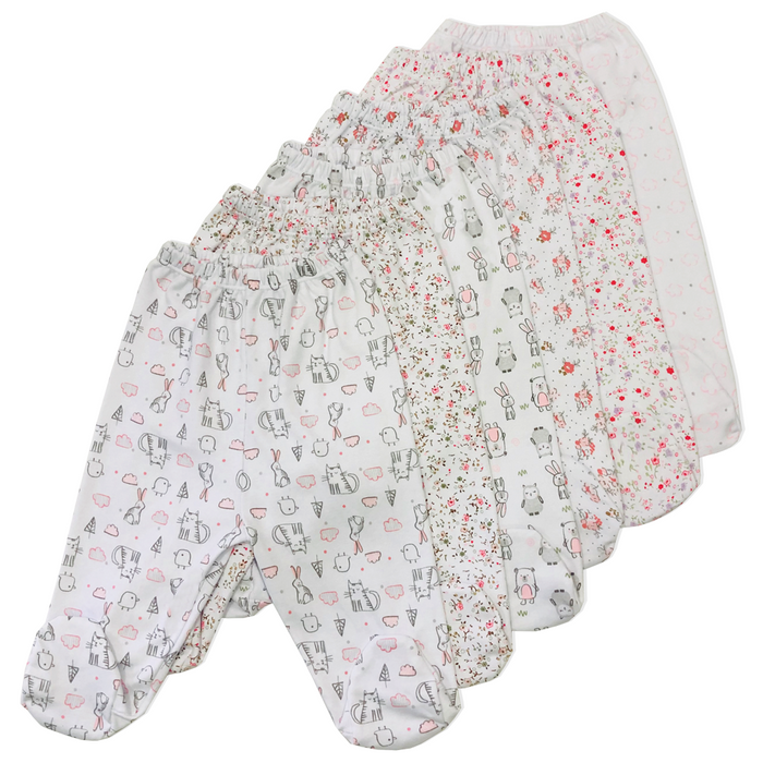 PACK x 3 PANTALON BB PIMA ESTAMPADO NIÑA 6204