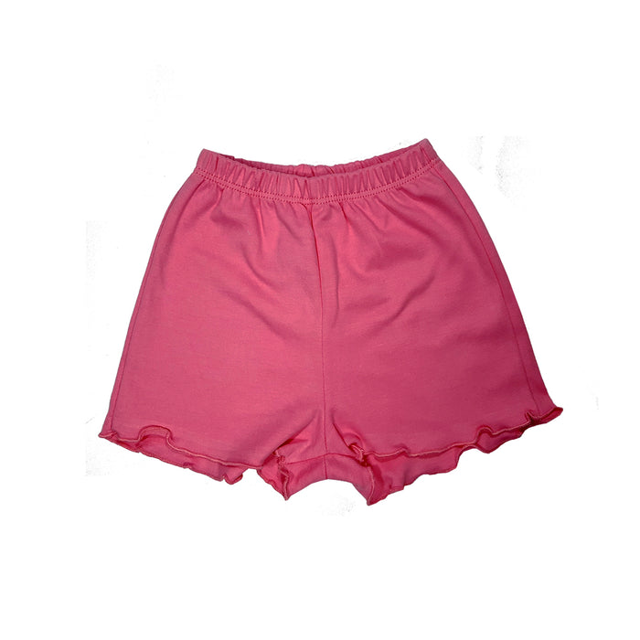 SHORT NIÑA LUCIANA CHICLE - 7486