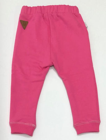 PANTALON BN FRANELA HAREN CHICLE 7591
