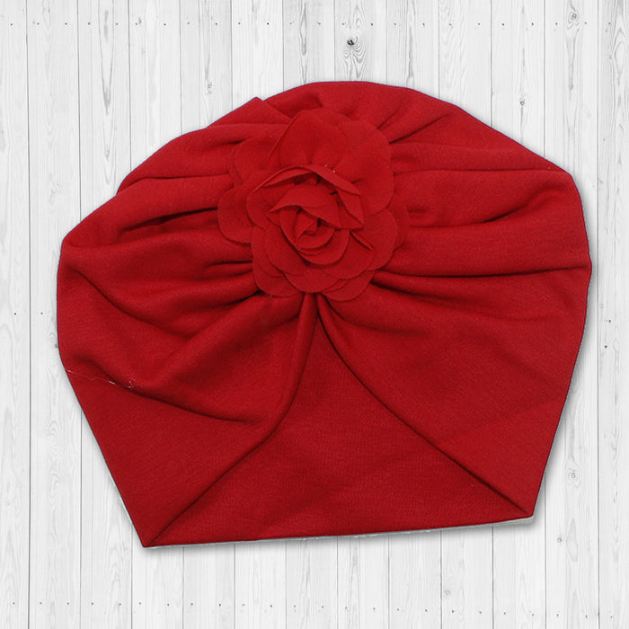 GORRO BB PIMA TURBANTE  ROJO  7713