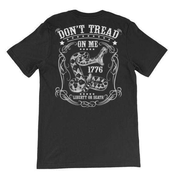 Men's Don't Tread on me T shirt